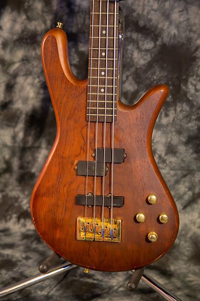 spector bass legend 4 bubinga 2005 active