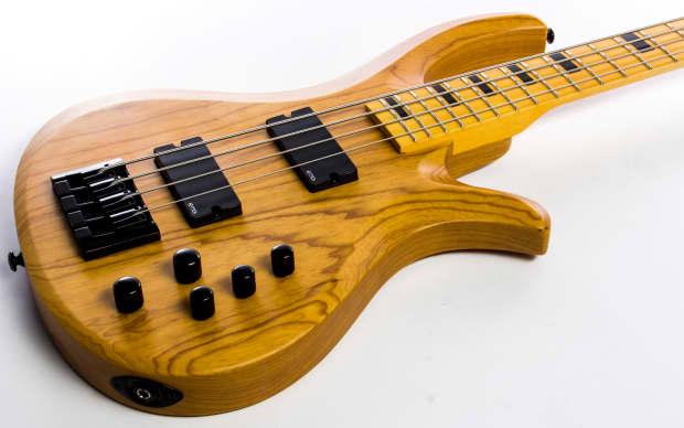 schecter riot 4 session aged natural satin bass guitar reverb. Black Bedroom Furniture Sets. Home Design Ideas