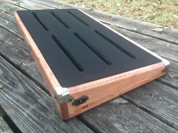 Chumleys 16x30 Studio Series Pedalboard Made to Order