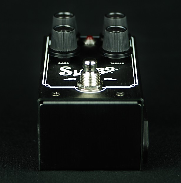 new supro fuzz overdrive distortion electric guitar effects reverb. Black Bedroom Furniture Sets. Home Design Ideas