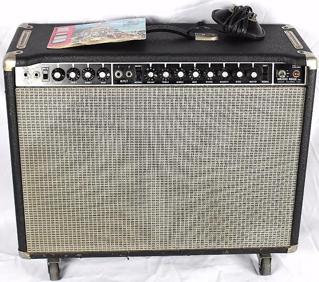 music man musicman 212 65 65w electric guitar tube amplifier reverb. Black Bedroom Furniture Sets. Home Design Ideas