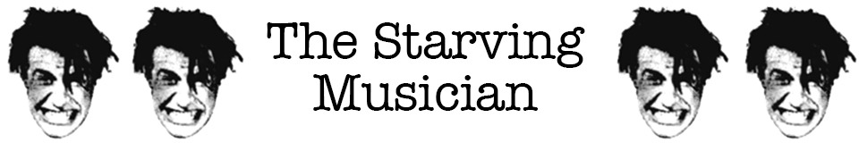 The Starving Musician - Santa Clara