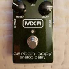 MXR Carbon Copy - Never Used Mint image