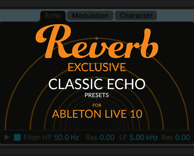 How to Recreate Classic Echoes and Delays with Ableton | Reverb News