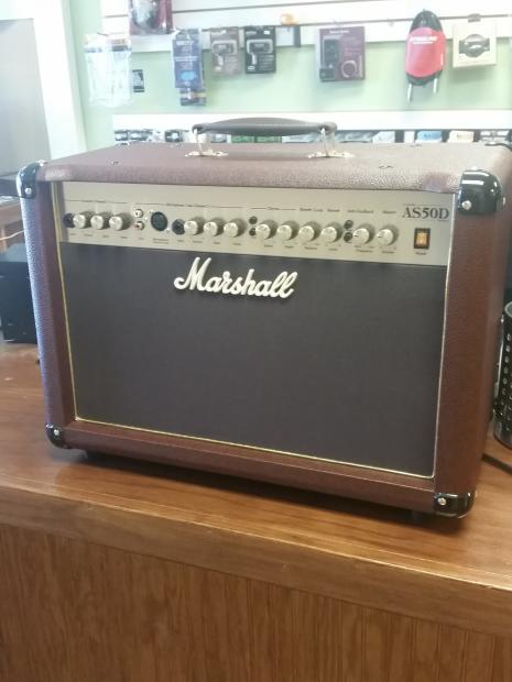 marshall as50d acoustic guitar amp reverb. Black Bedroom Furniture Sets. Home Design Ideas