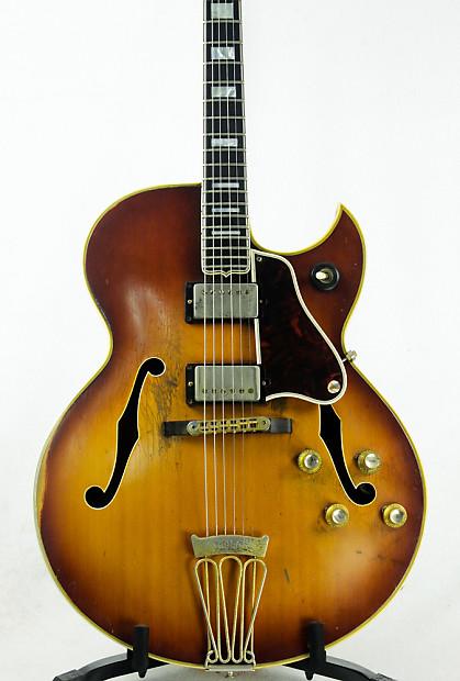gibson byrdland 1964 vintage archtop electric guitar reverb. Black Bedroom Furniture Sets. Home Design Ideas