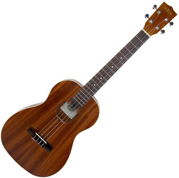 kala ka b mahogany baritone ukulele reverb. Black Bedroom Furniture Sets. Home Design Ideas