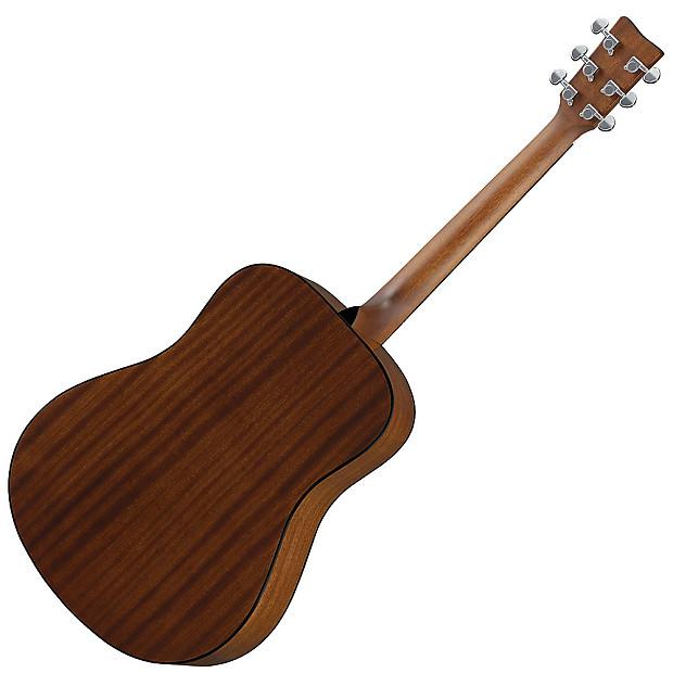 Yamaha F Acoustic Guitar Tobacco Brown Sunburst