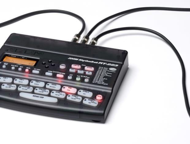zoom 223 drum machine