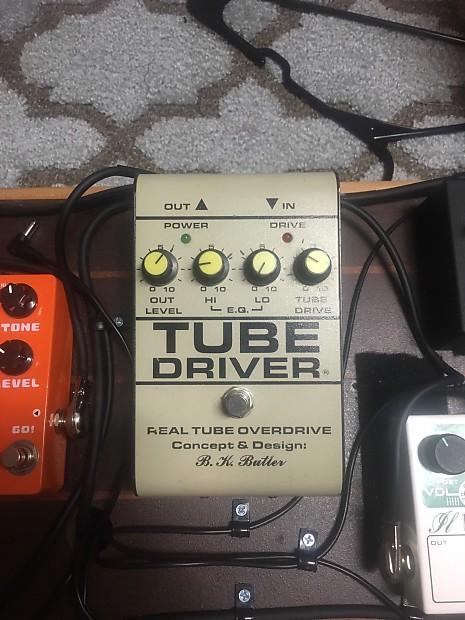 BK Butler Tube Driver USA Made | Reverb