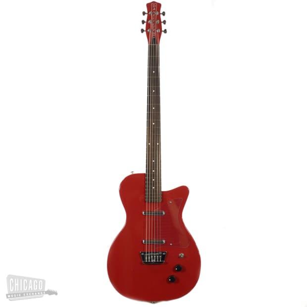 Danelectro '56 Baritone Guitar Red | Reverb