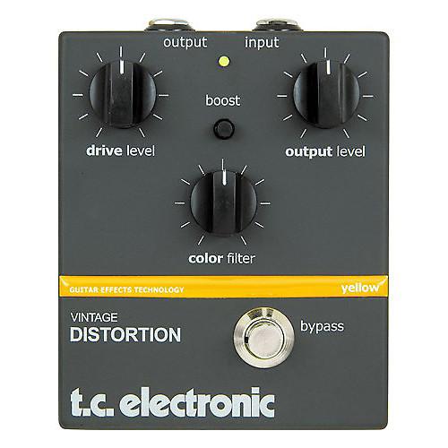 Tc Electronics Vintage Dual Distortion 54