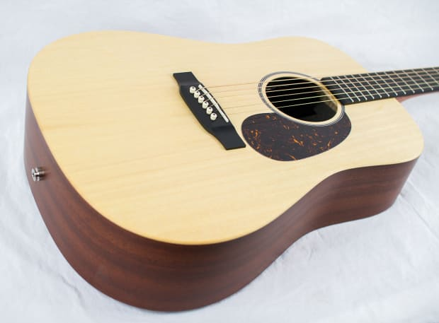 Used Martin Dx String Acoustic Electric Guitar Natural