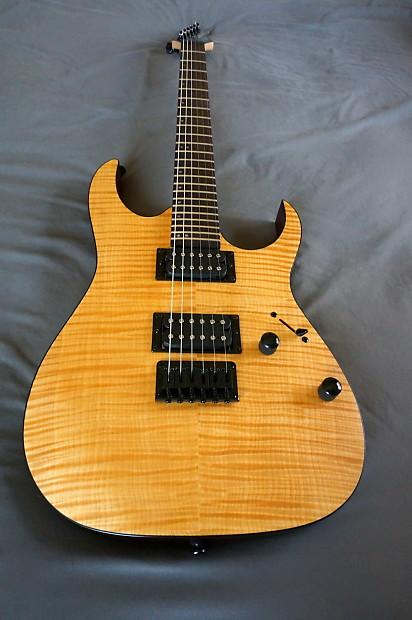 ibanez rg6003fm electric guitar rg flamed maple top fixed reverb. Black Bedroom Furniture Sets. Home Design Ideas