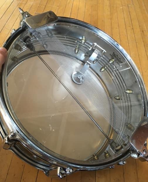 Gretsch Blackhawk 55x14 Steel Snare Drum