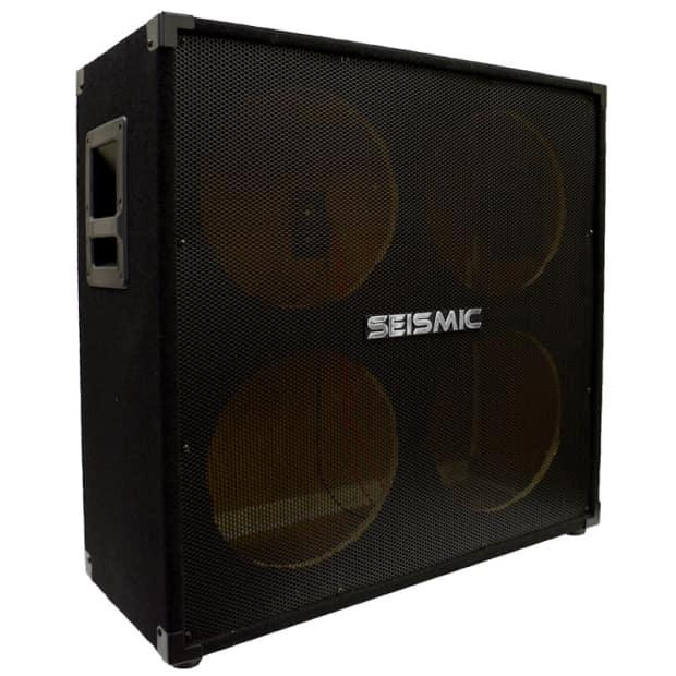 4x12 Empty Guitar Cabinet No Woofers Speakers Live Sound Pro