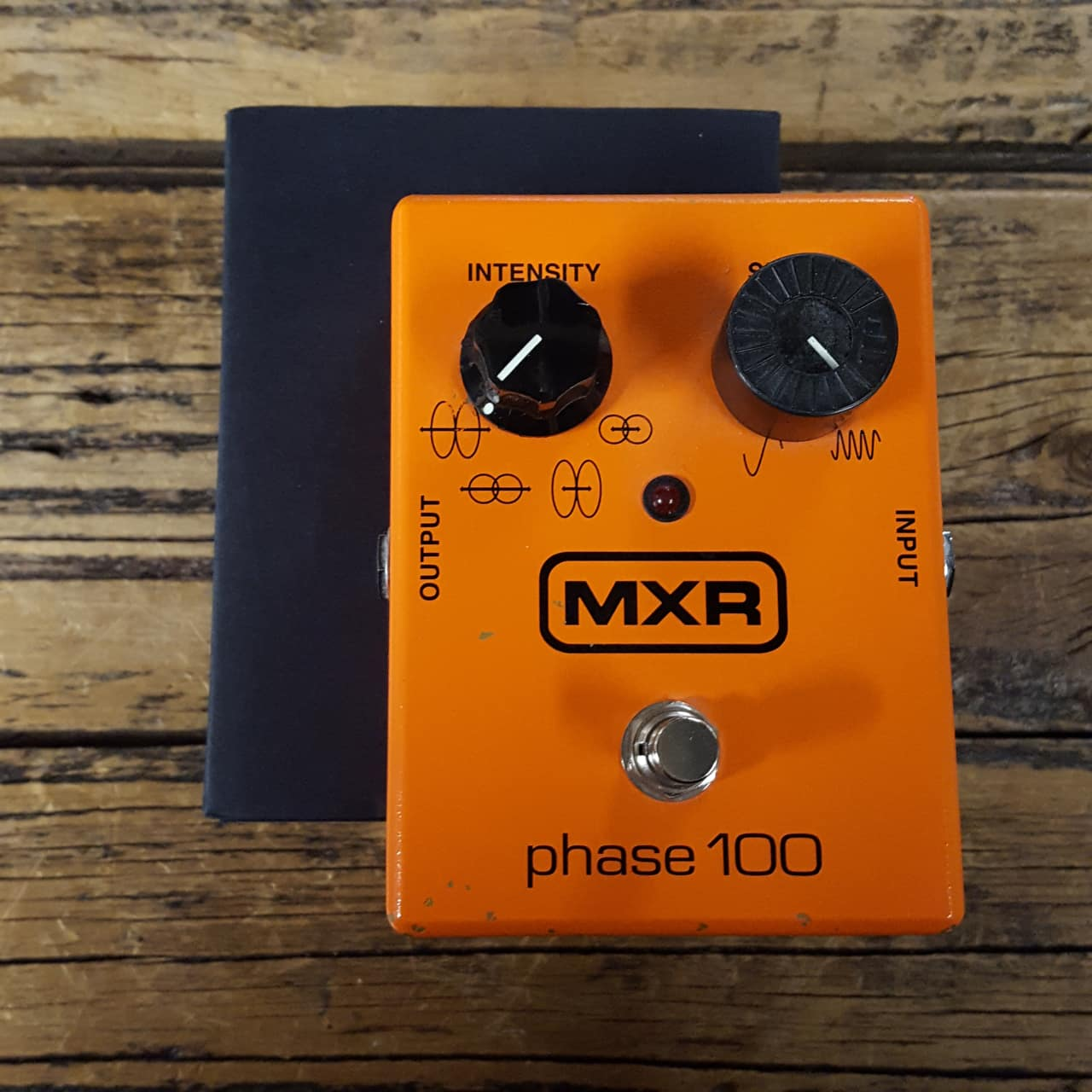 from Marvin dating mxr phase 100