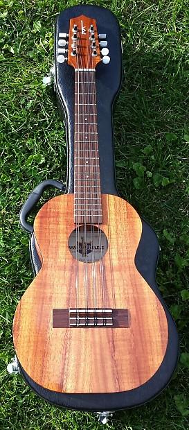 kamaka 8 string ukulele tenor hf 38 2007 koa as new reverb. Black Bedroom Furniture Sets. Home Design Ideas