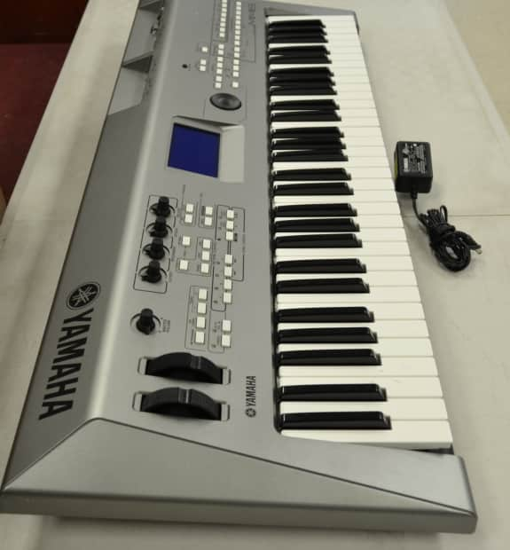 Yamaha mm6 61 key music synthesizer workstation keyboard for Yamaha cs1x keyboard
