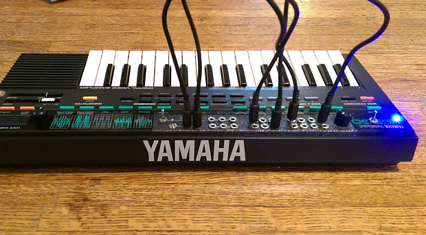 Yamaha Vss Circuit Bent