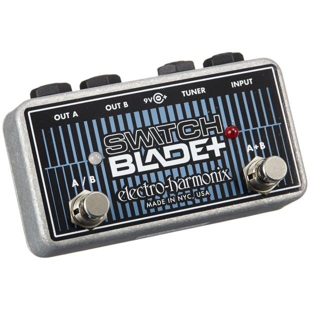 electro harmonix switchblade plus channel selector pedal reverb. Black Bedroom Furniture Sets. Home Design Ideas