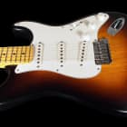 2015 Fender Stratocaster Custom Shop Pro Closet Classic Strat ~ 2 Tone Sunburst image