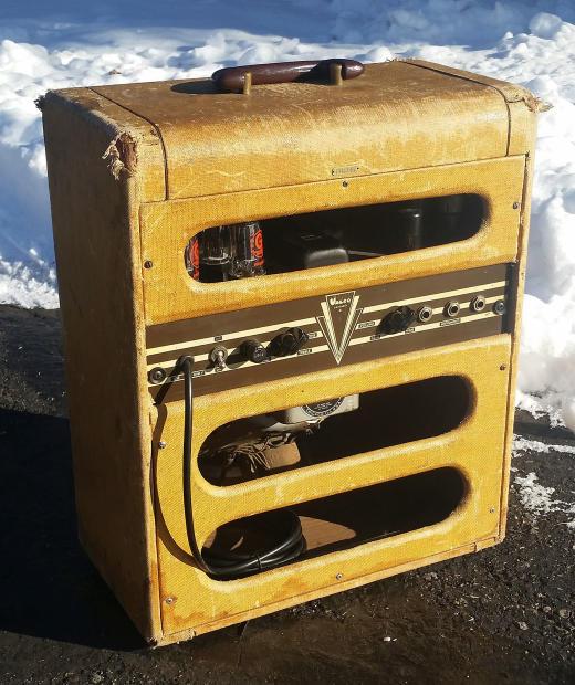 Boutique Guitar Amps Vintage Amps Varistor Vibrato