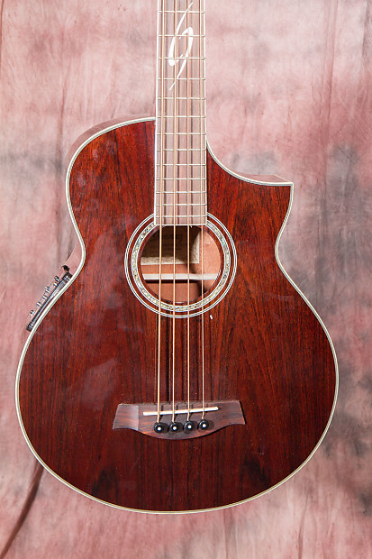 ibanez ewb20 2013 wne acoustic bass guitar exotic wood price reverb. Black Bedroom Furniture Sets. Home Design Ideas