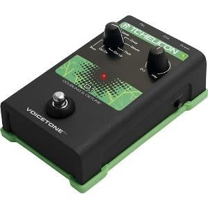 TC Helicon Voicetone D1 Doubling and Detune Vocal Pedal Octave up down