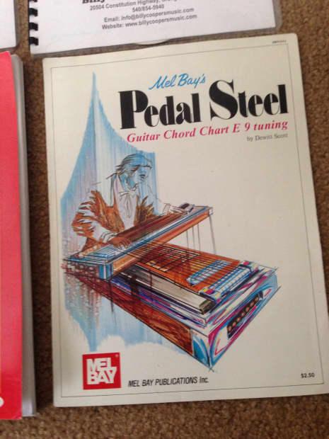 pedal steel guitar instructional books dvds reverb. Black Bedroom Furniture Sets. Home Design Ideas