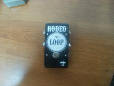 Heavy Electronics Rodeo Loop Black image