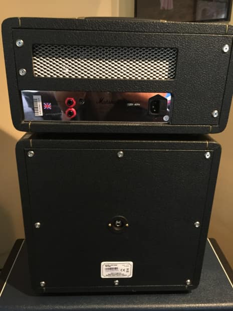 Marshall Custom Shop 1 Watt Jtm1 Offset Tube Amp Stack