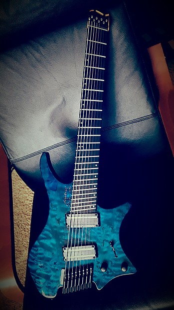 strandberg boden os8 limited edition 2016 teal reverb. Black Bedroom Furniture Sets. Home Design Ideas