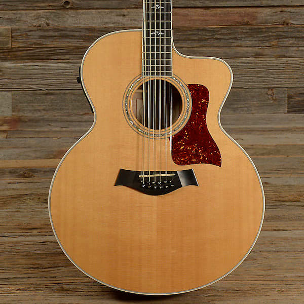 12 String Electric Guitar Vst : taylor 655ce 12 string jumbo acoustic electric guitar reverb ~ Hamham.info Haus und Dekorationen