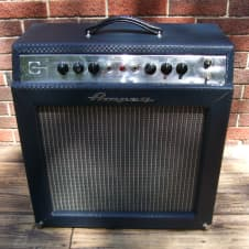 Ampeg Reverberocket 2 Blue diamond image