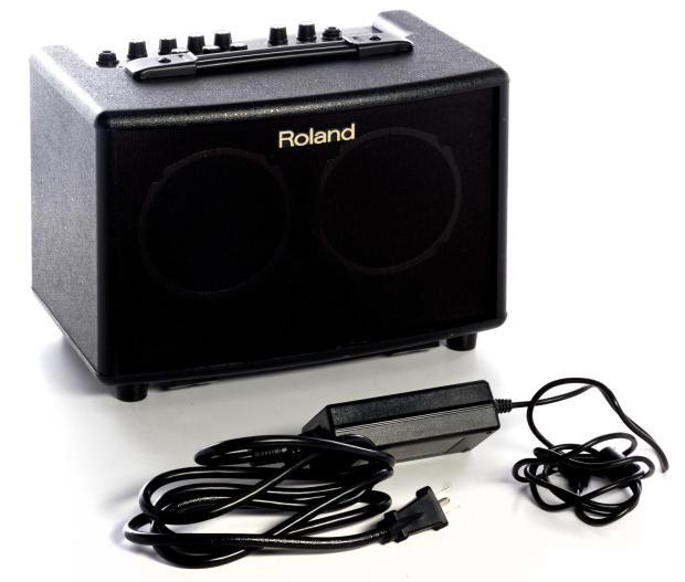 roland ac 33 battery powered acoustic guitar amplifier reverb. Black Bedroom Furniture Sets. Home Design Ideas