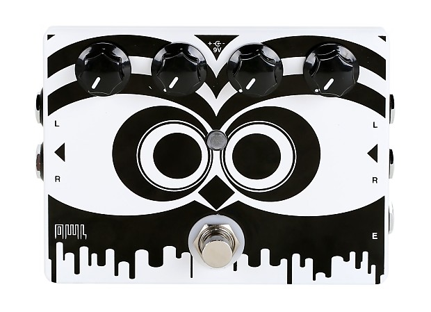 rebel technologies owl open source pedal effects demo reverb. Black Bedroom Furniture Sets. Home Design Ideas