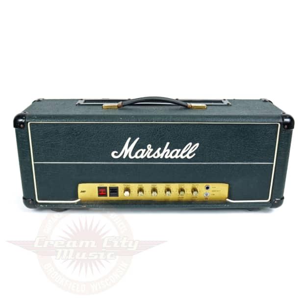 vintage 1977 marshall jmp mk ii model 2203 100w tube amp head reverb. Black Bedroom Furniture Sets. Home Design Ideas