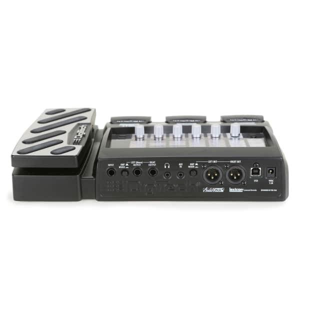 digitech bp355 bass multi effects pedal w power supply reverb. Black Bedroom Furniture Sets. Home Design Ideas