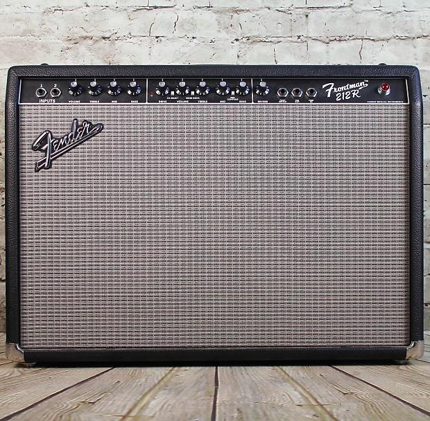 fender frontman 212r guitar combo amp reverb. Black Bedroom Furniture Sets. Home Design Ideas