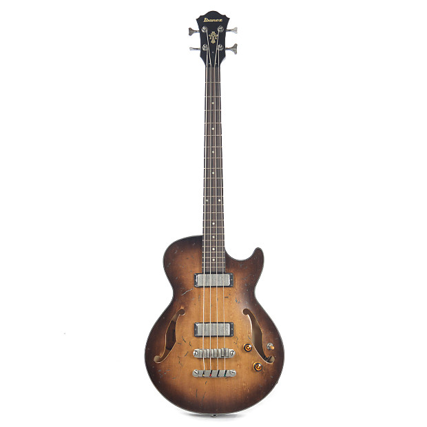 ibanez agbv200atcl artcore vintage bass tobacco burst low reverb. Black Bedroom Furniture Sets. Home Design Ideas