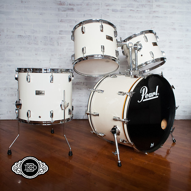 pearl maple shell 4 piece made in the usa masters precursor reverb. Black Bedroom Furniture Sets. Home Design Ideas
