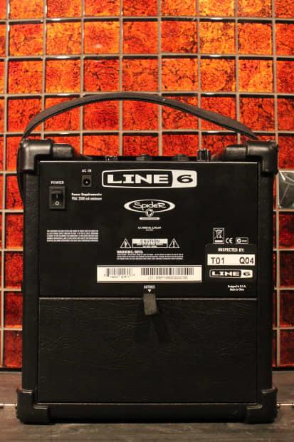 line 6 micro spider manual