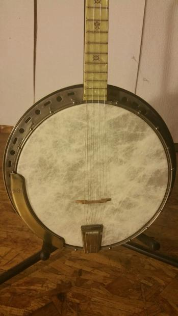Banjo Kay 4 string Irish Tenor vintage