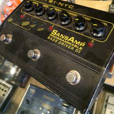 Tech 21-NYC Sans Amp Bass Driver DI image
