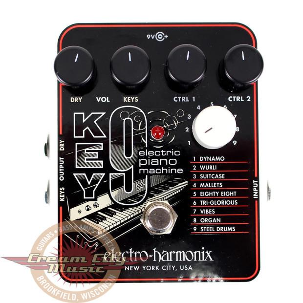 used electro harmonix key 9 electric piano machine guitar reverb. Black Bedroom Furniture Sets. Home Design Ideas