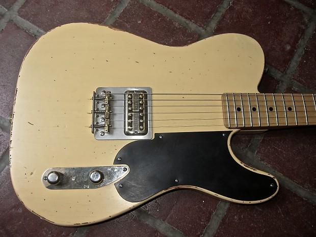 Custom Fender Cabronita Telecaster Relic Butterscotch