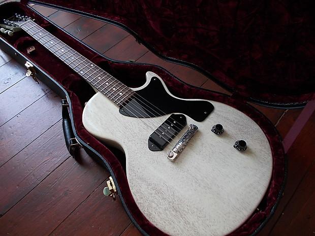 Custom Auto Shops Near Me >> Gibson Custom Shop '57 Reissue Les Paul Junior VOS 2006 TV | Reverb