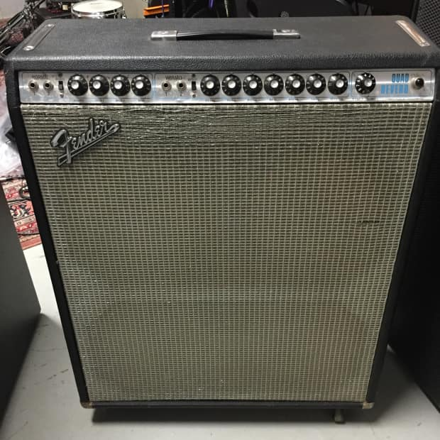 dating silverface amps