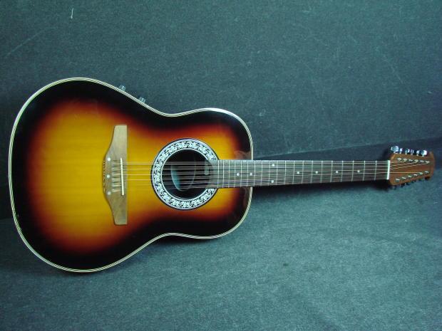 Buy Ovation Celebrity CC24-FKOA Mid Depth Acoustic ...